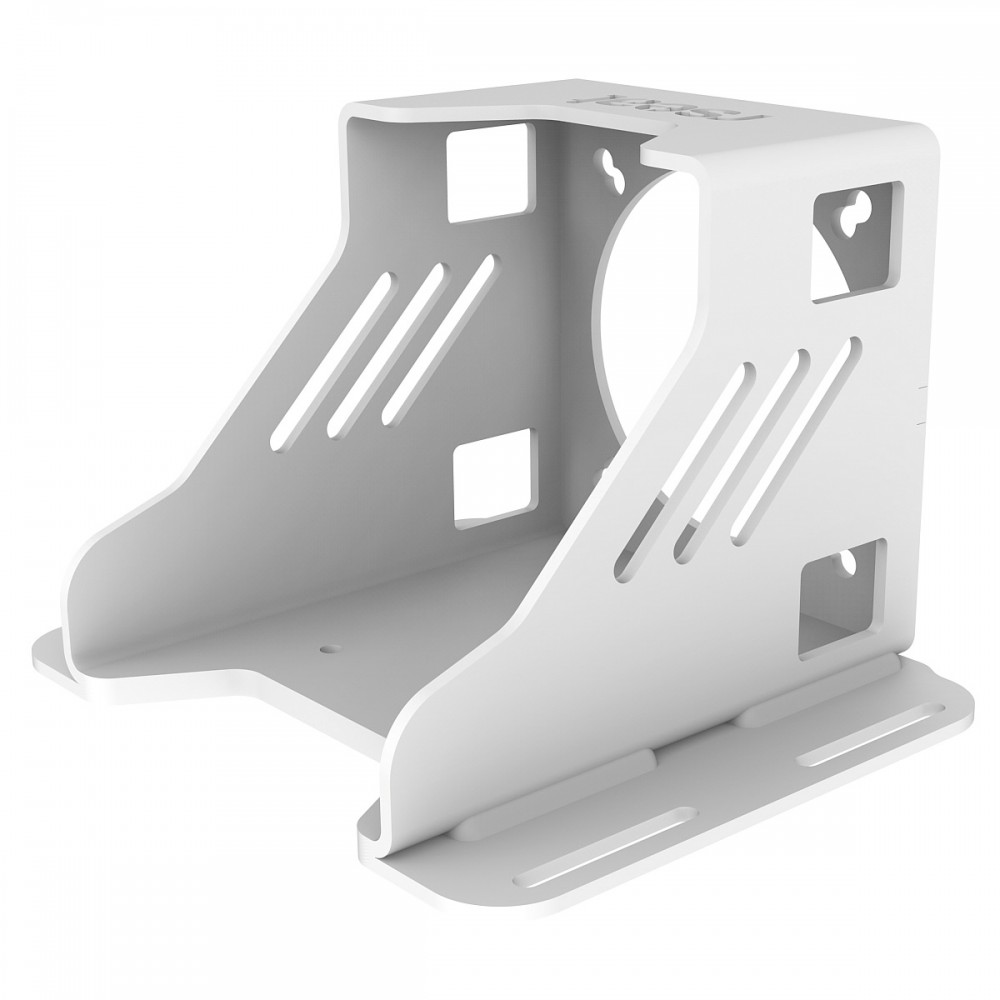 Support pour SIMUCUBE 1 et 2 Sport/Pro/Ultimate Mige pour RSeat B1 / C1 / P1 Blanc