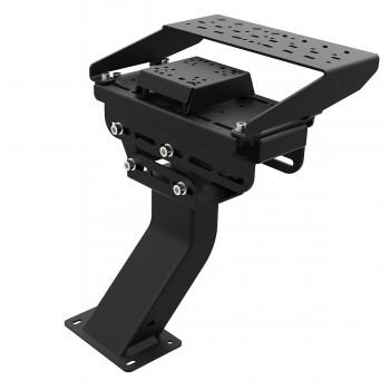 Support Levier de vitesses et frein à main pour RSeat G1 Noir