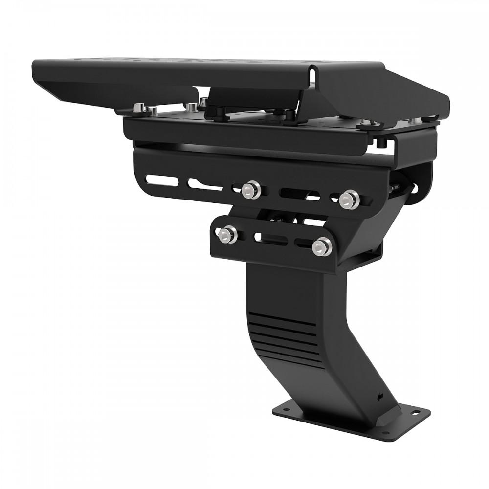 Support Levier de vitesses et frein à main pour RSeat B1 Noir