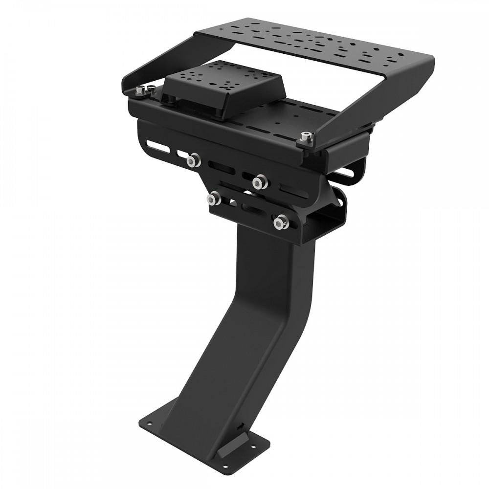 Support Levier de vitesses et frein à main pour RSeat C1 Noir