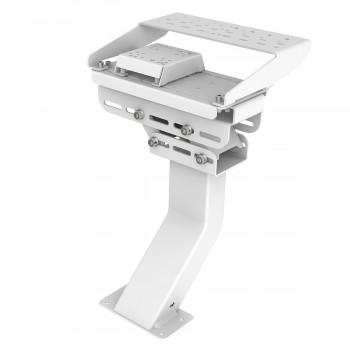 Support Levier de vitesses et frein à main pour RSeat C1 Blanc