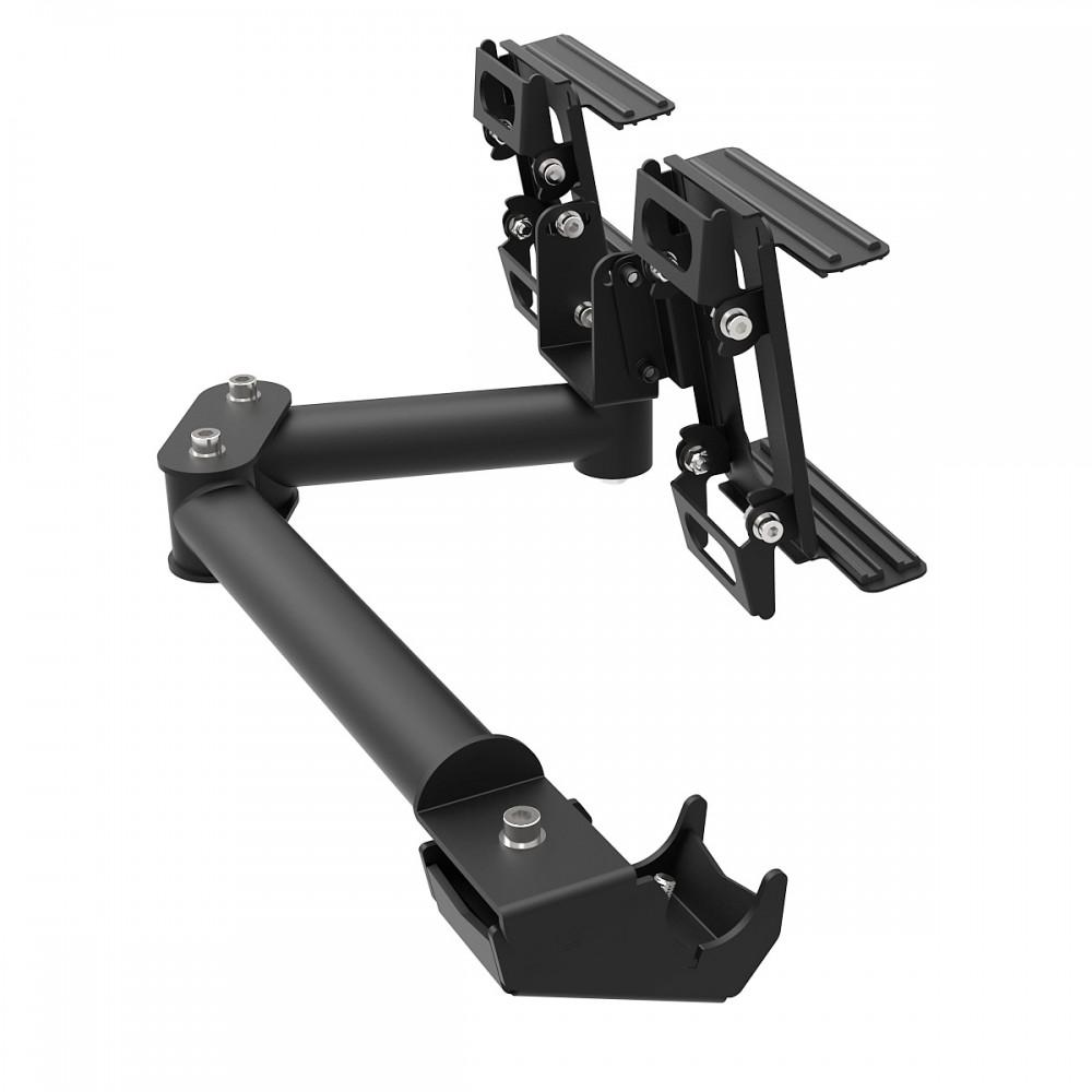 Support Tablette et Buttonbox pour RSeat B1 / C1 / P1 Noir