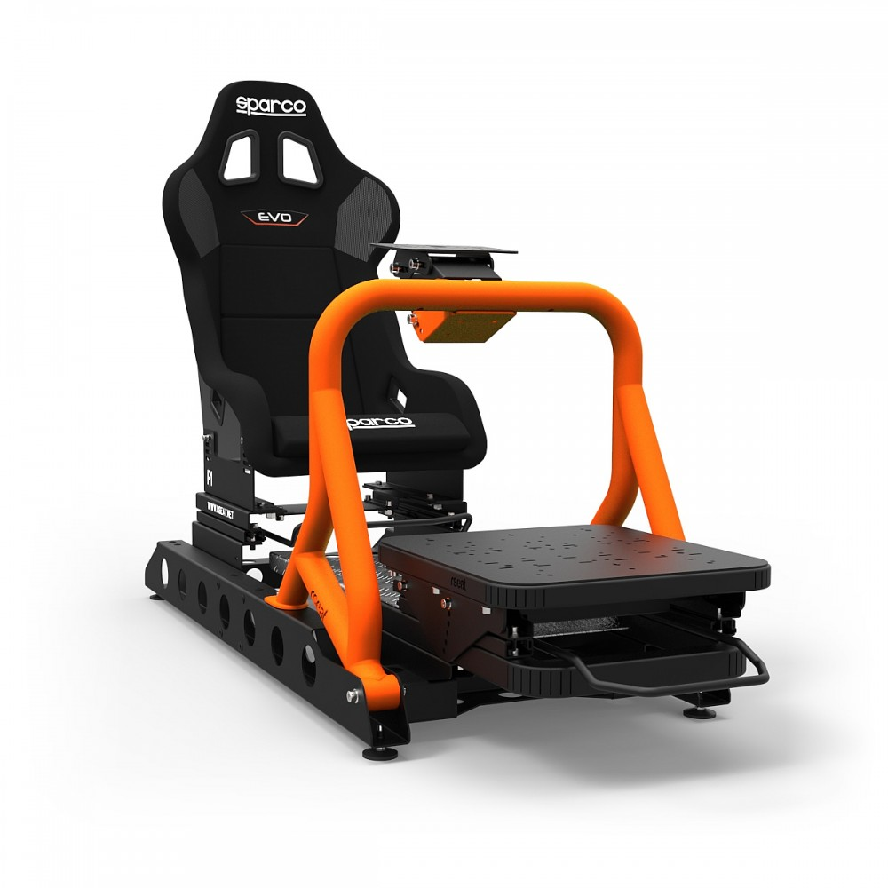 P1 Orange Fluo
