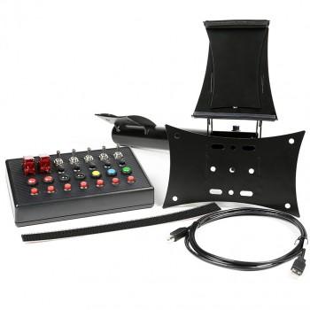 Kit RS1 Buttonbox Support DSD Track Boss Buttonbox USB 3M