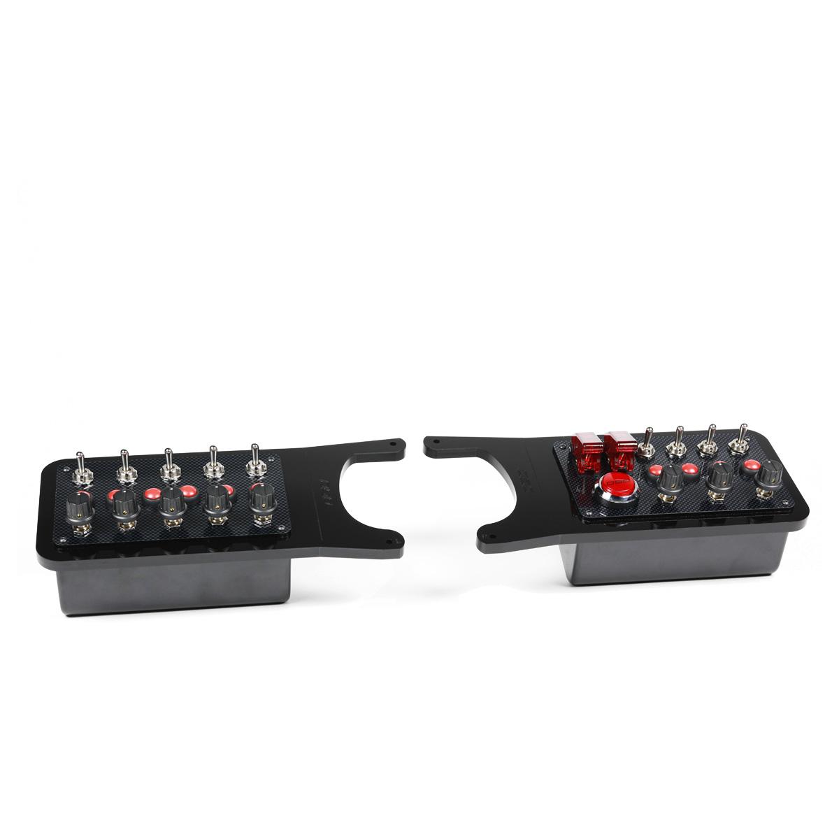 Pack Button Box DSD pour Fanatec Clubsport Wheel