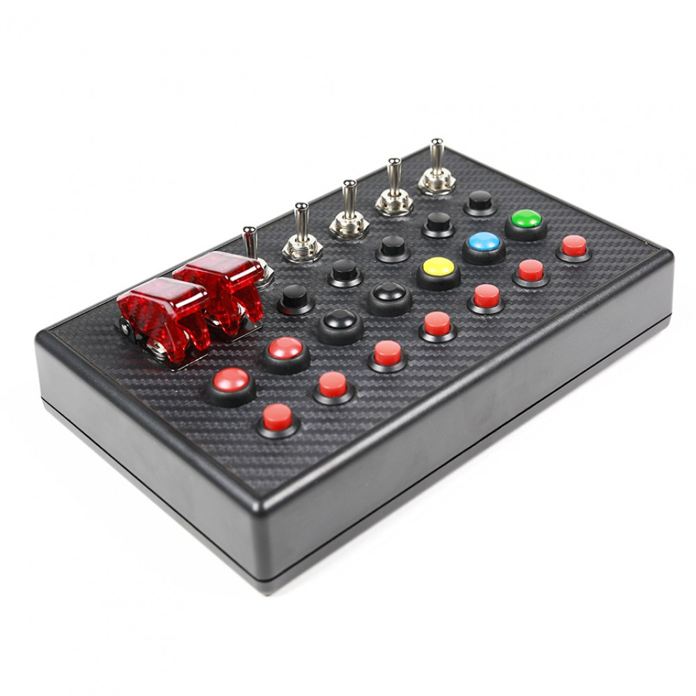 DSD Track Boss button box