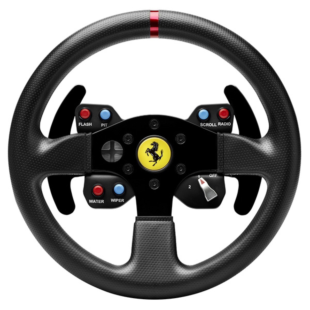 Thrustmaster Ferrari GTE 458 Add-On Wheel - pour T500 et TX wheel  (PC, PS3, PS4, Xbox One)