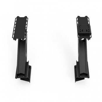 S1 Flight Mount Upgrade Kit Noir Support pour Thrustmaster HOTAS Warthog