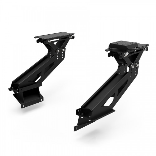 S1 Flight Mount Upgrade Kit Noir Support pour Thrustmaster HOTAS Warthog