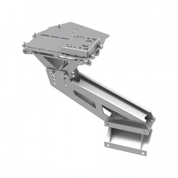 Support shifter et frein à main pour RSeat S1 Argent