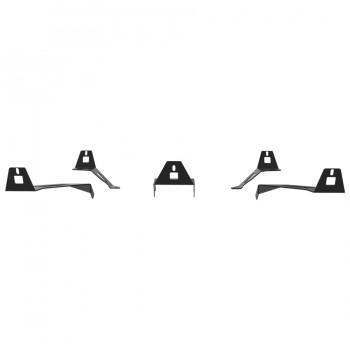 Support kit haut parleur Noir Logitech Z-906 pour RSeat S1