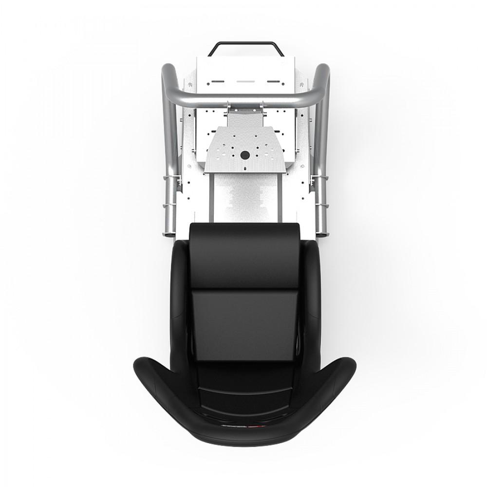 S1 Noir Châssis Argent