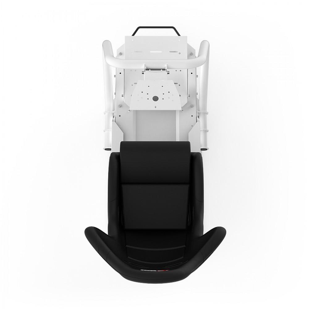 S1 Noir Châssis Blanc
