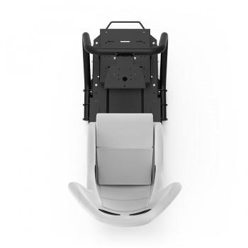 S1 Blanc Châssis Noir