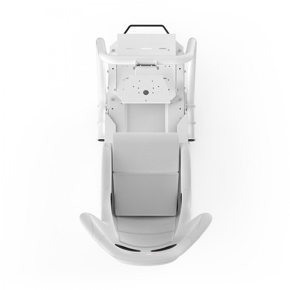 S1 Blanc Châssis Blanc