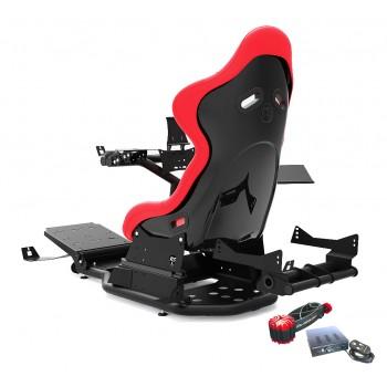 RS1 Rouge/Noir Buttkicker Edition