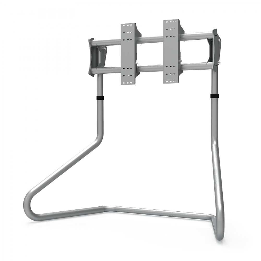 """RS STAND S3 Silver V2 - Support TV jusqu'à 65"""""""