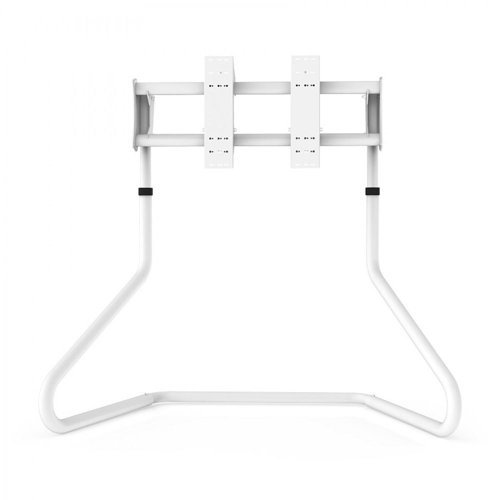 "RS STAND S3 V2 Blanc - Support TV jusqu'à 65"""