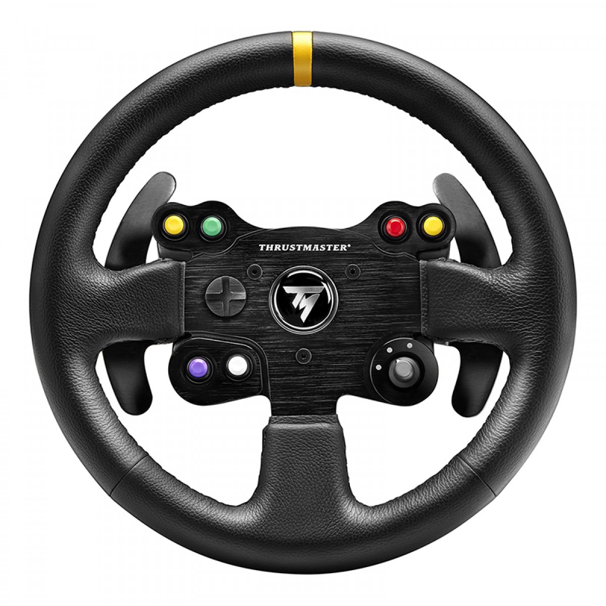 Thrustmaster Leather 28 GT Wheel Add-On - pour T500, T300 et TX wheel  (PC, PS3, PS4, Xbox One)
