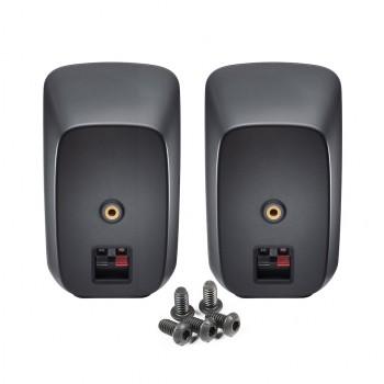 Kit vis pour Z906 pas US 5x 1/4 UNC X 1/2 black steel