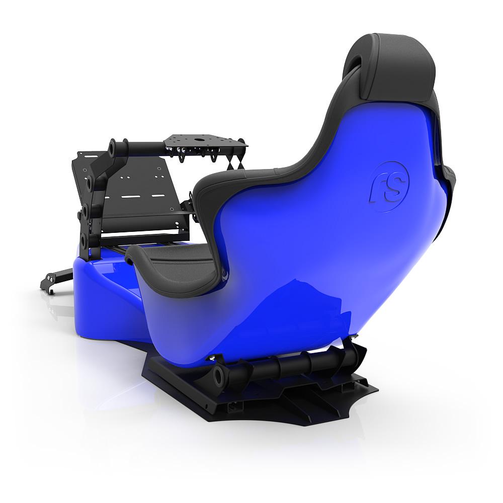 RS Formula V2 bleu RAL5002