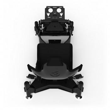 RS Formula M4A Black Full Motion, Réglage électrique des pédales et du siège