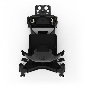 RS Formula M4A Black-Gold Full Motion, Réglage électrique des pédales et du siège