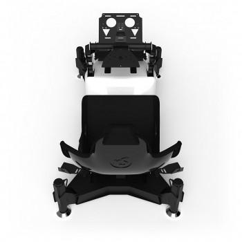 RS Formula M4A Black-White Full Motion, Réglage électrique des pédales et du siège