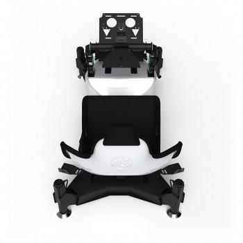 RS Formula M4A Silver-Green Full Motion, Réglage électrique des pédales et du siège