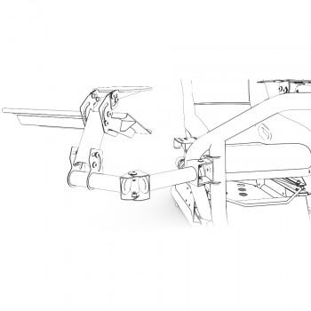 Support Clavier et Souris Blanc pour RS1