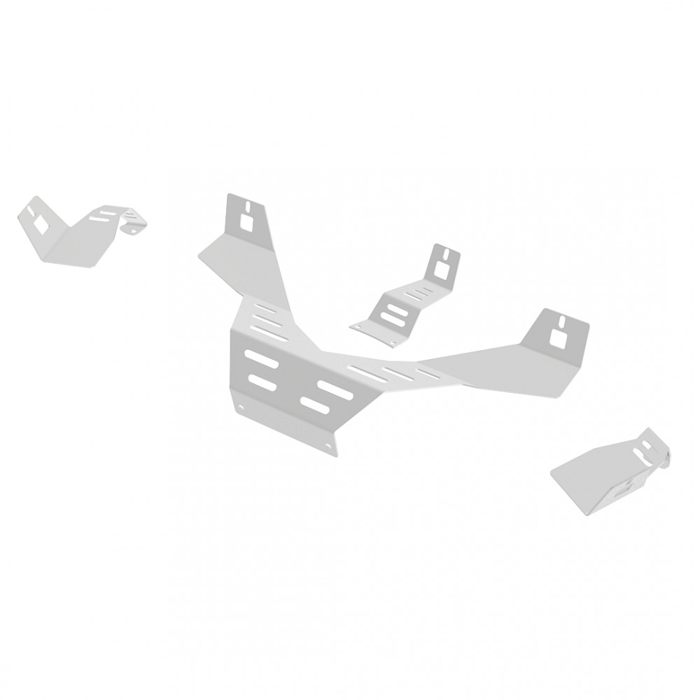 Support Haut-Parleurs Blanc pour RSeat RS1