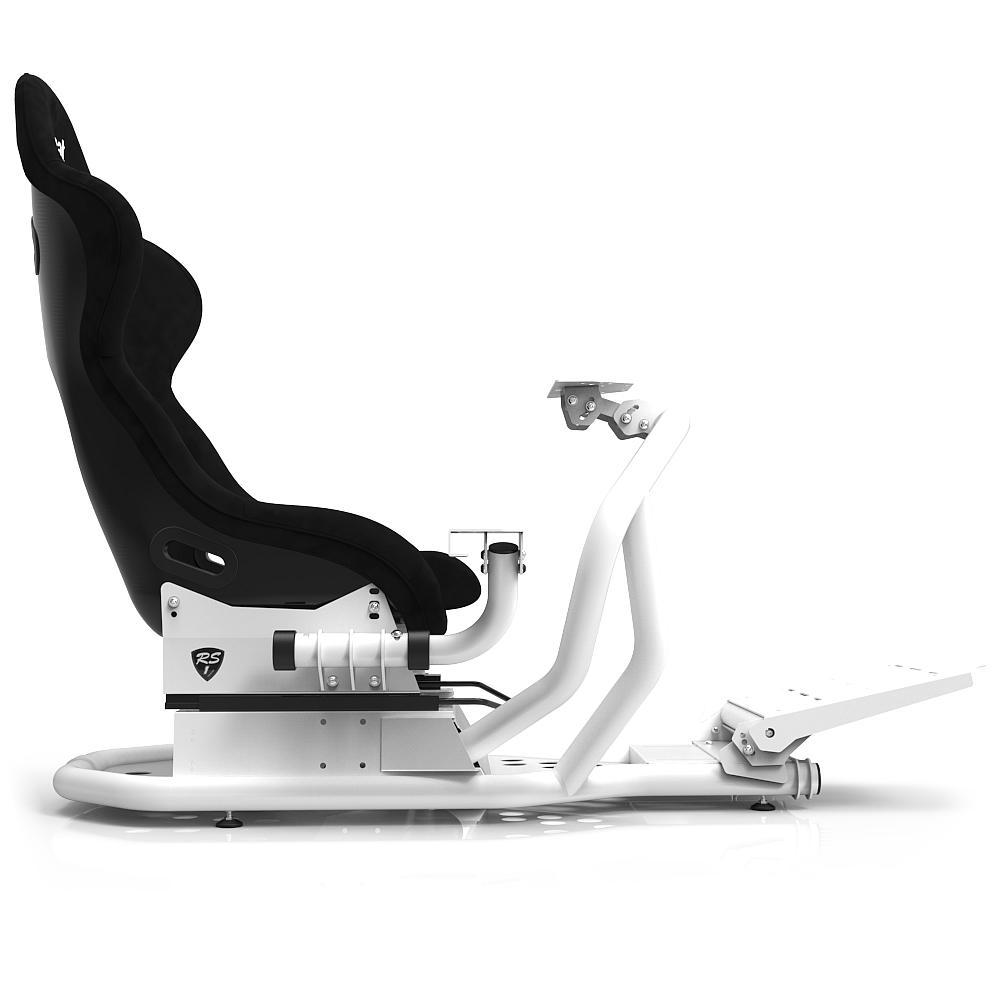 RS1 Blanc/Alcantara®