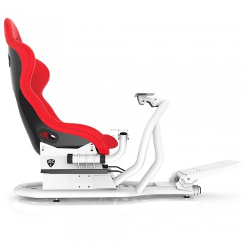 RS1 Blanc/Rouge